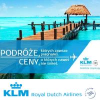 3 dni KLM/AirFrance: od 23 do 25 października (zapowiedź)