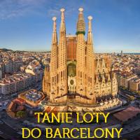 Barcelona z Katowic od 148 PLN w dwie strony!