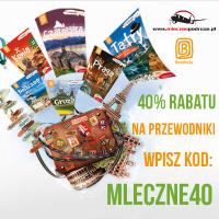 Bezdroża.pl: przewodniki do 40% tańsze (specjalny kod dla Czytelników Mlecznych Podróży!)