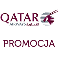 Qatar Airways: 2 w cenie 1 (loty w klasie biznes)